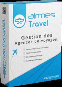 logiciel gestion agence de voyage